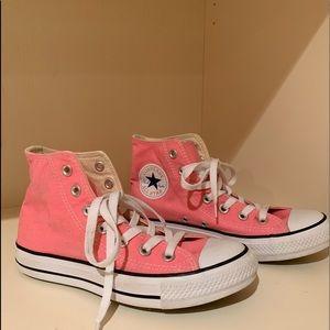 Pink Chuck Taylor All Star Converse